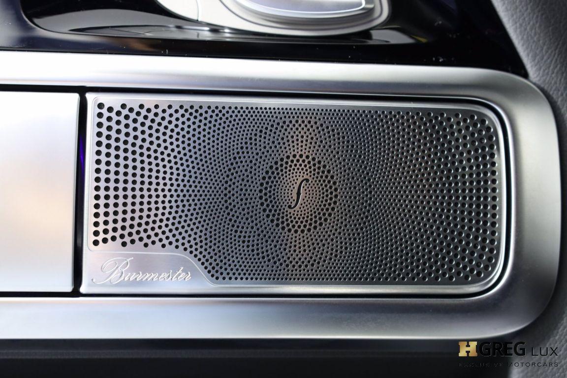 2021 Mercedes Benz G Class AMG G 63 #47