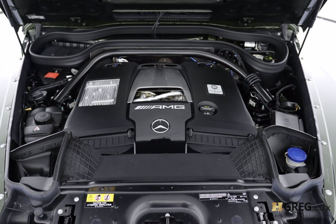 2021 Mercedes Benz G Class AMG G 63 #76