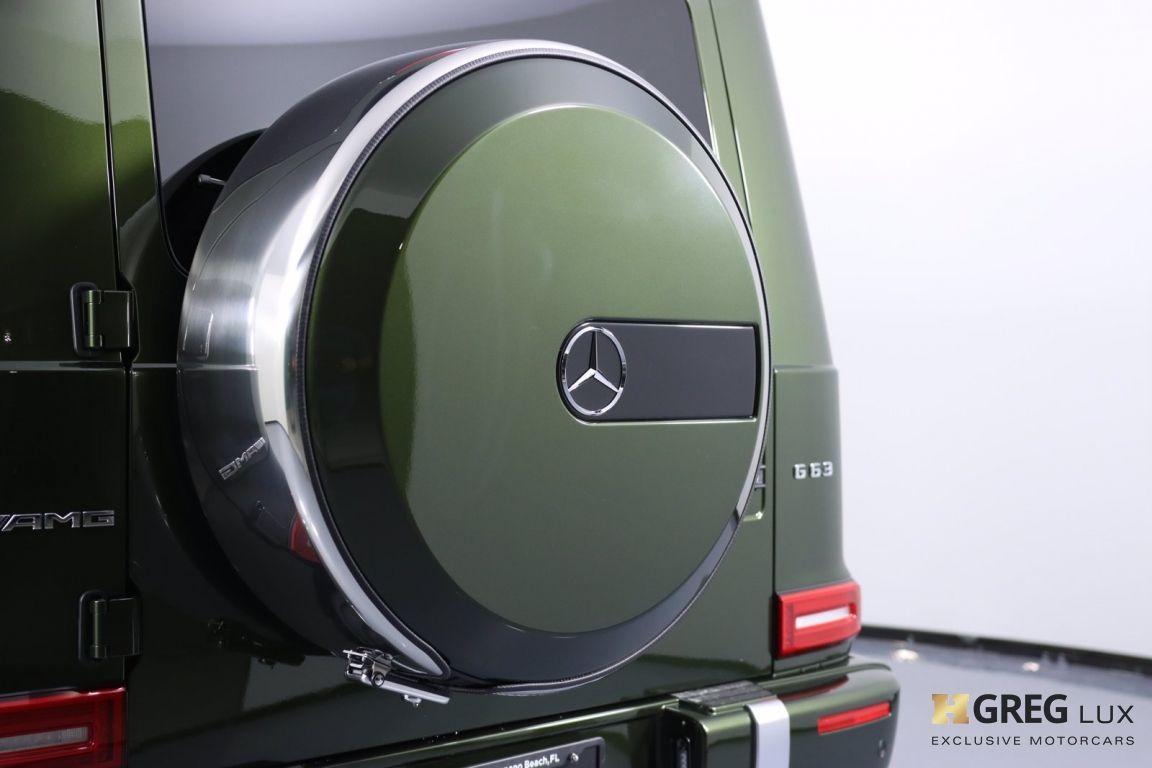 2021 Mercedes Benz G Class AMG G 63 #26