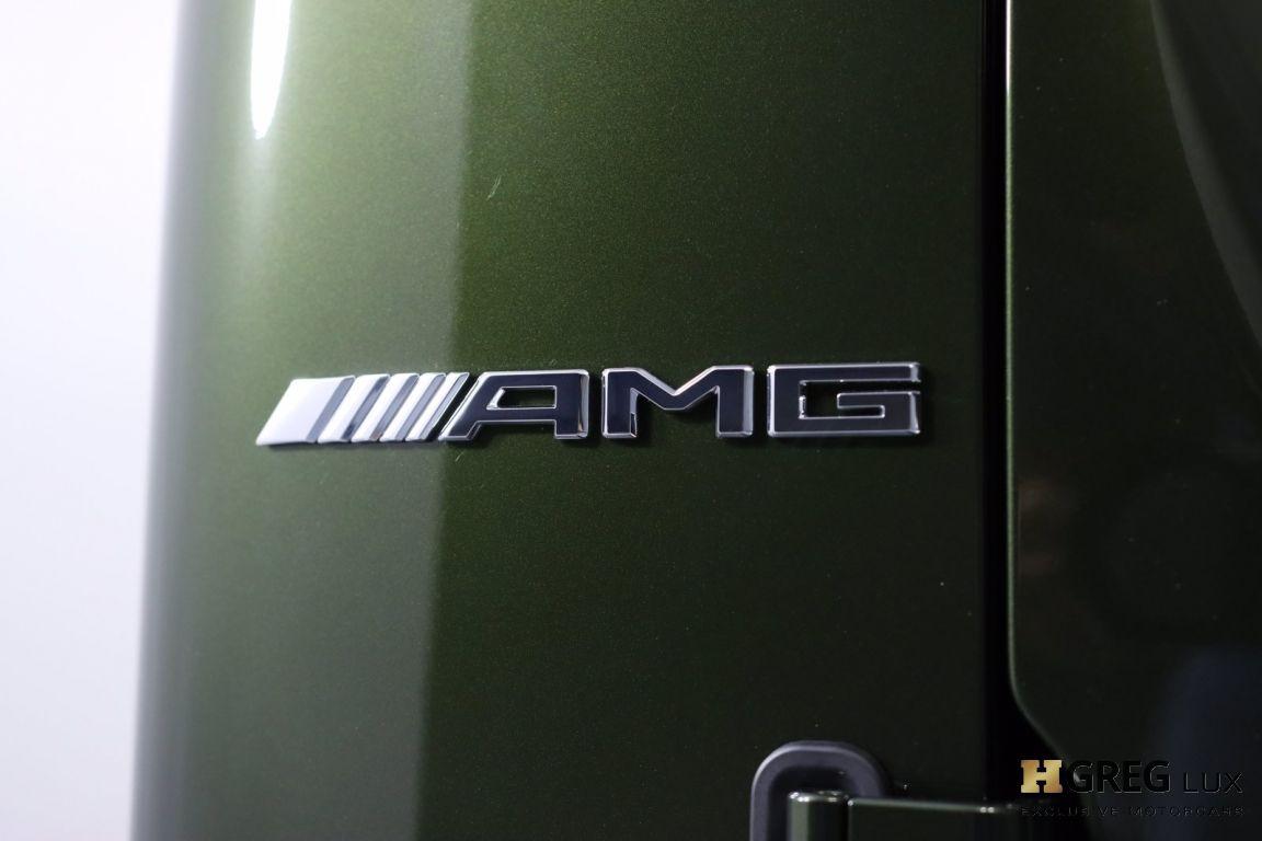 2021 Mercedes Benz G Class AMG G 63 #22