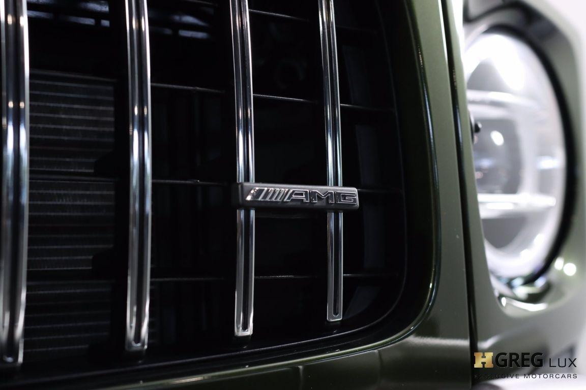 2021 Mercedes Benz G Class AMG G 63 #9