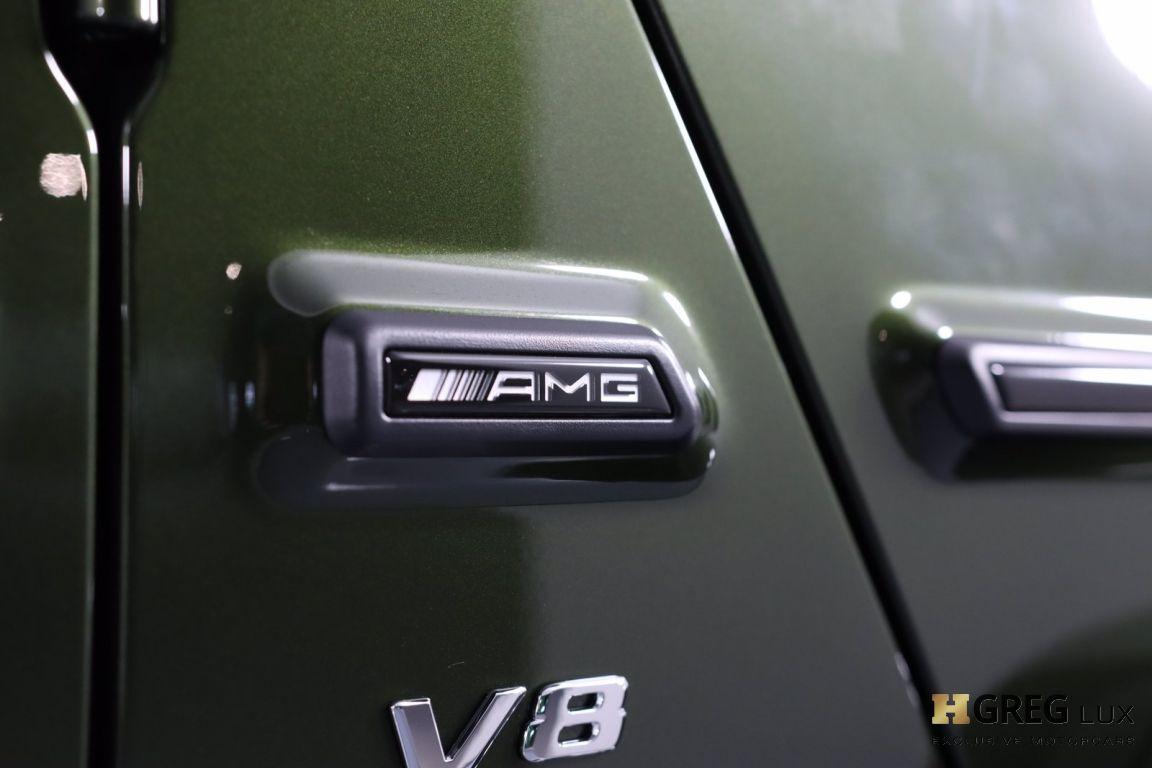 2021 Mercedes Benz G Class AMG G 63 #16