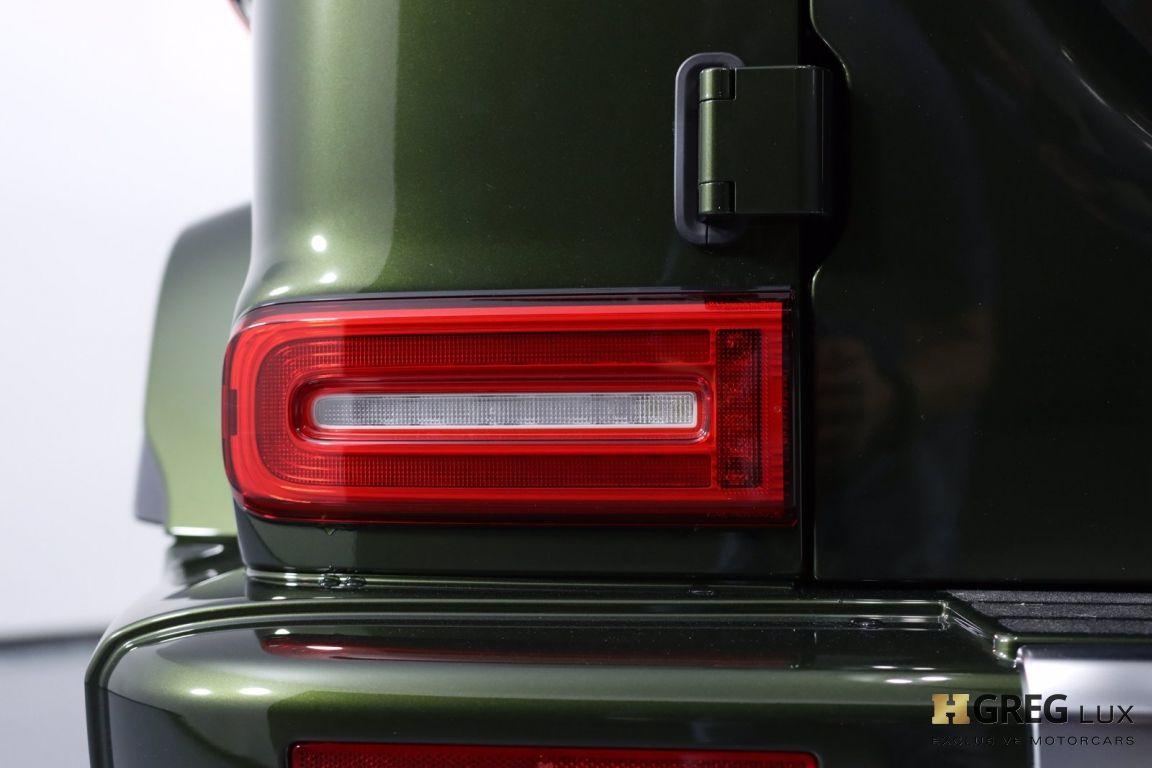 2021 Mercedes Benz G Class AMG G 63 #24