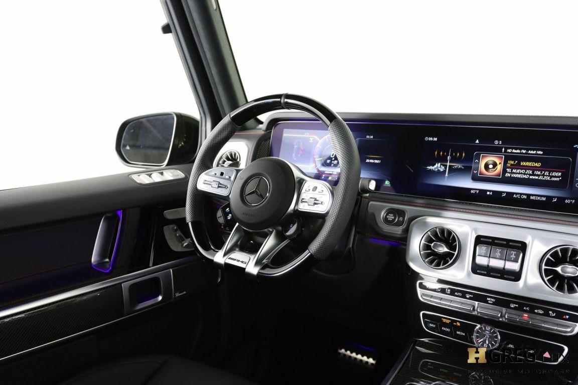 2021 Mercedes Benz G Class AMG G 63 #63