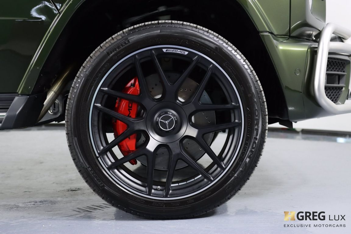 2021 Mercedes Benz G Class AMG G 63 #13