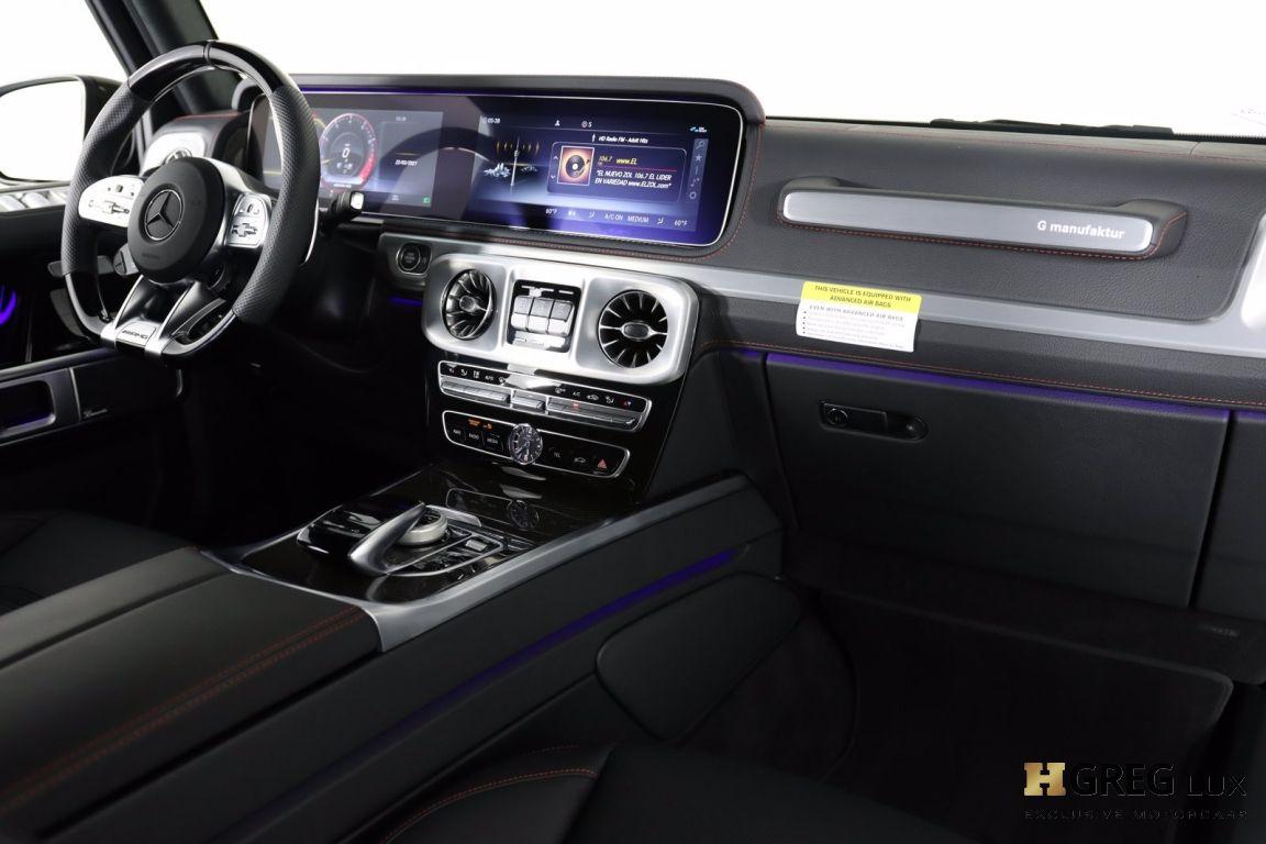 2021 Mercedes Benz G Class AMG G 63 #74