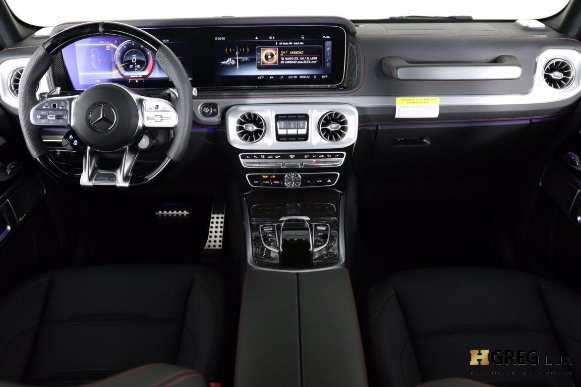 2021 Mercedes Benz G Class AMG G 63 #37