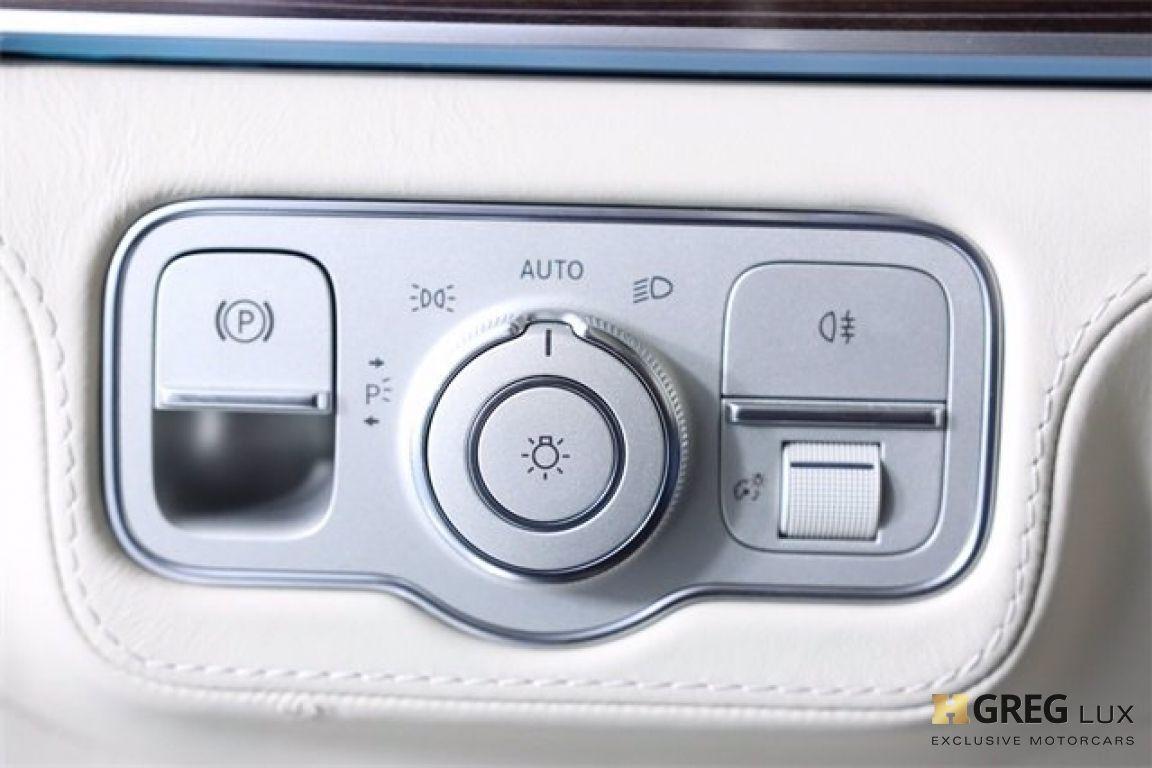 2021 Mercedes Benz GLS Maybach GLS 600 #67