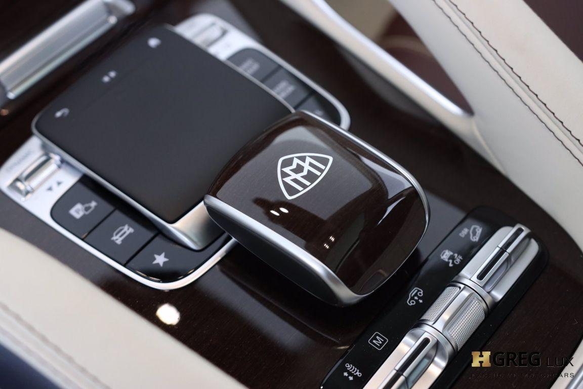 2021 Mercedes Benz GLS Maybach GLS 600 #51