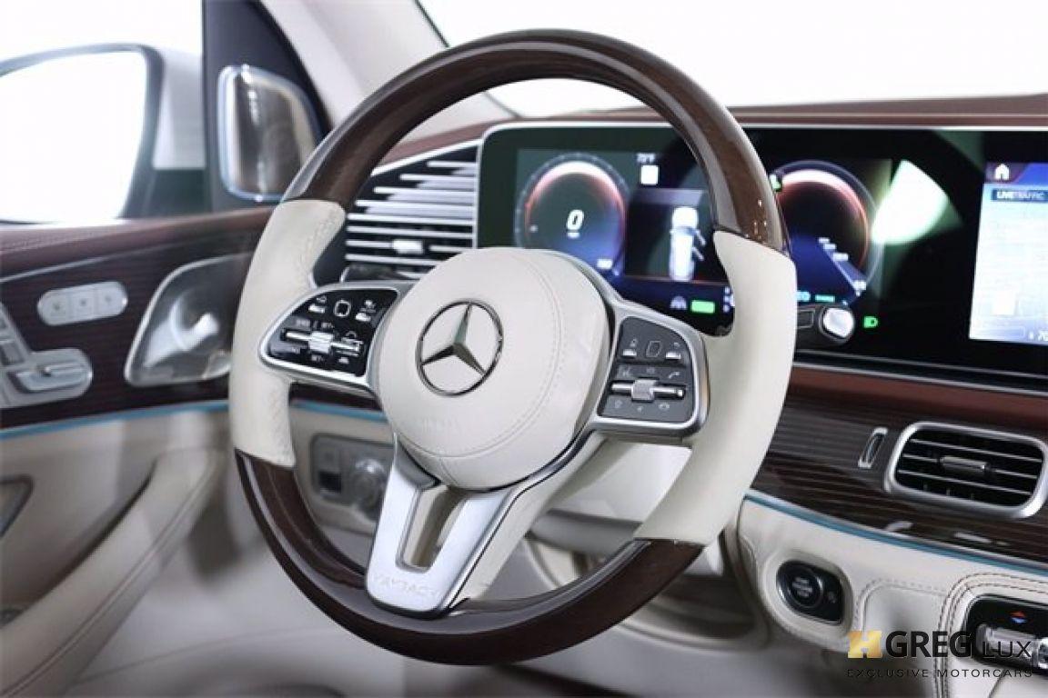 2021 Mercedes Benz GLS Maybach GLS 600 #61