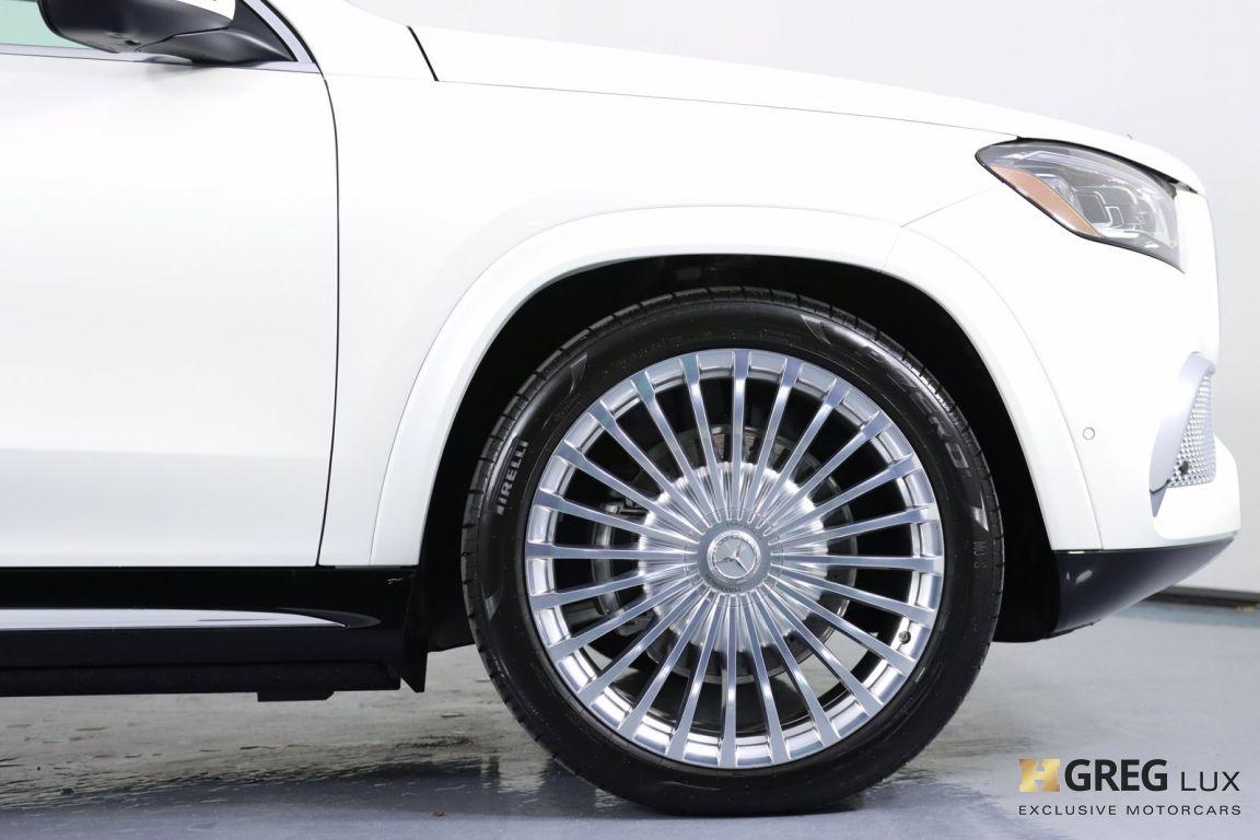 2021 Mercedes Benz GLS Maybach GLS 600 #13