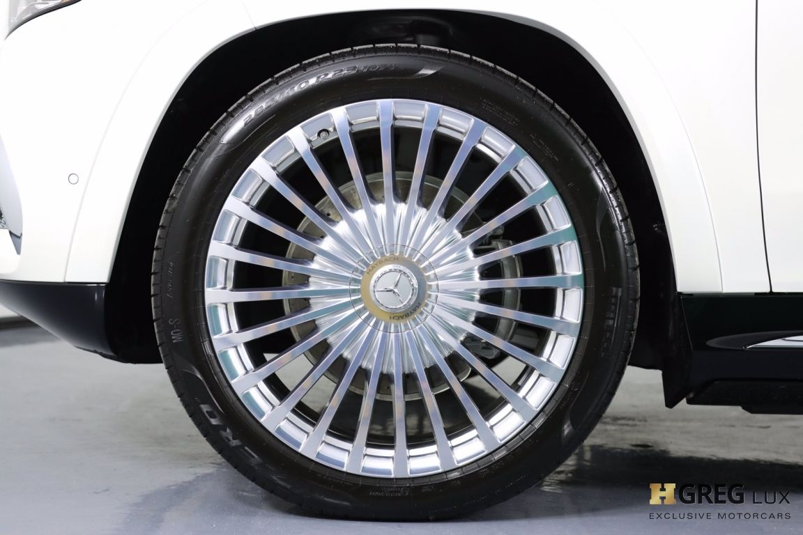 2021 Mercedes Benz GLS Maybach GLS 600 #28