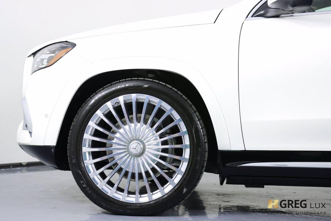 2021 Mercedes Benz GLS Maybach GLS 600 #27