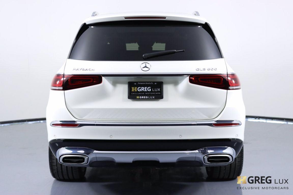 2021 Mercedes Benz GLS Maybach GLS 600 #19