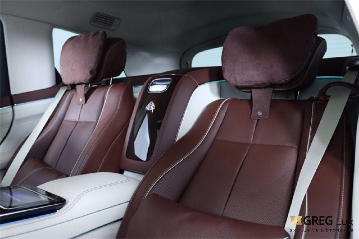 2021 Mercedes Benz GLS Maybach GLS 600 #37