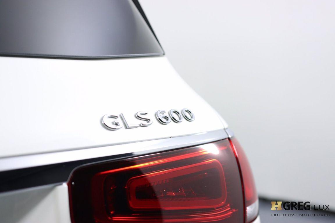 2021 Mercedes Benz GLS Maybach GLS 600 #24