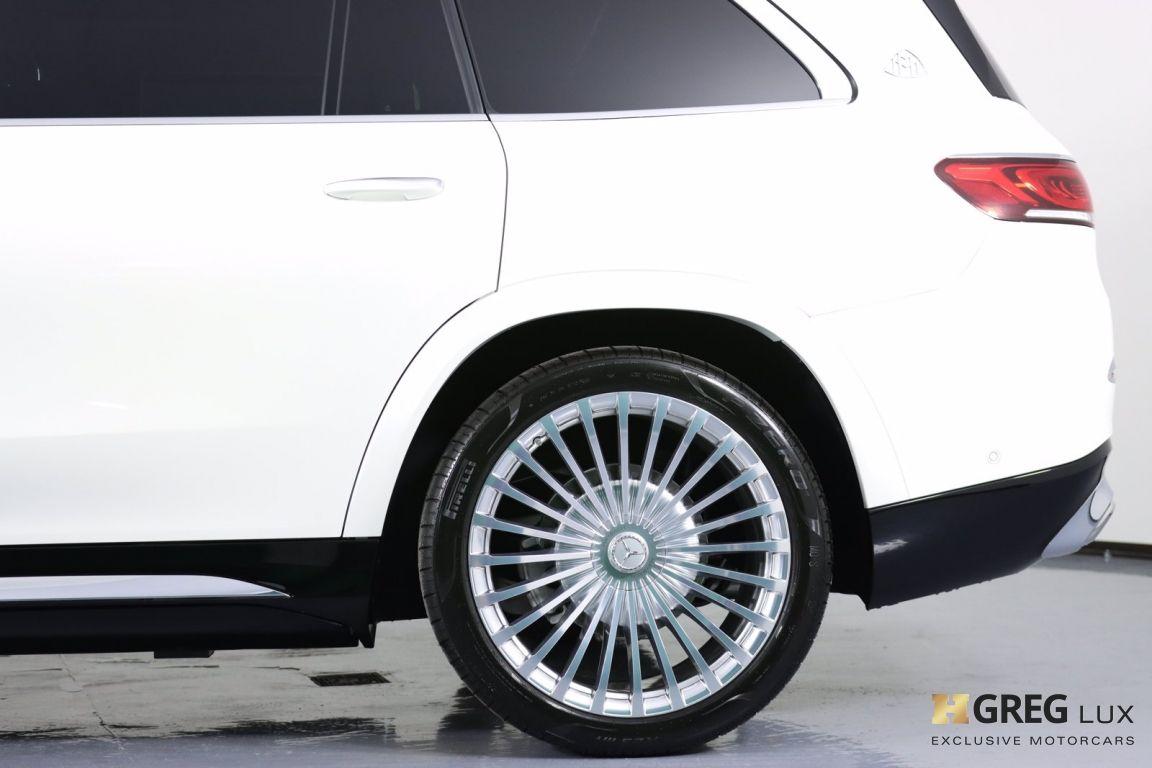 2021 Mercedes Benz GLS Maybach GLS 600 #29
