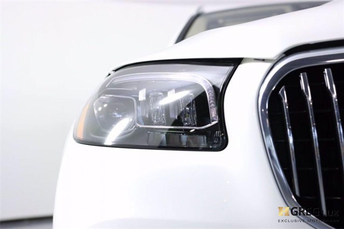 2021 Mercedes Benz GLS Maybach GLS 600 #4