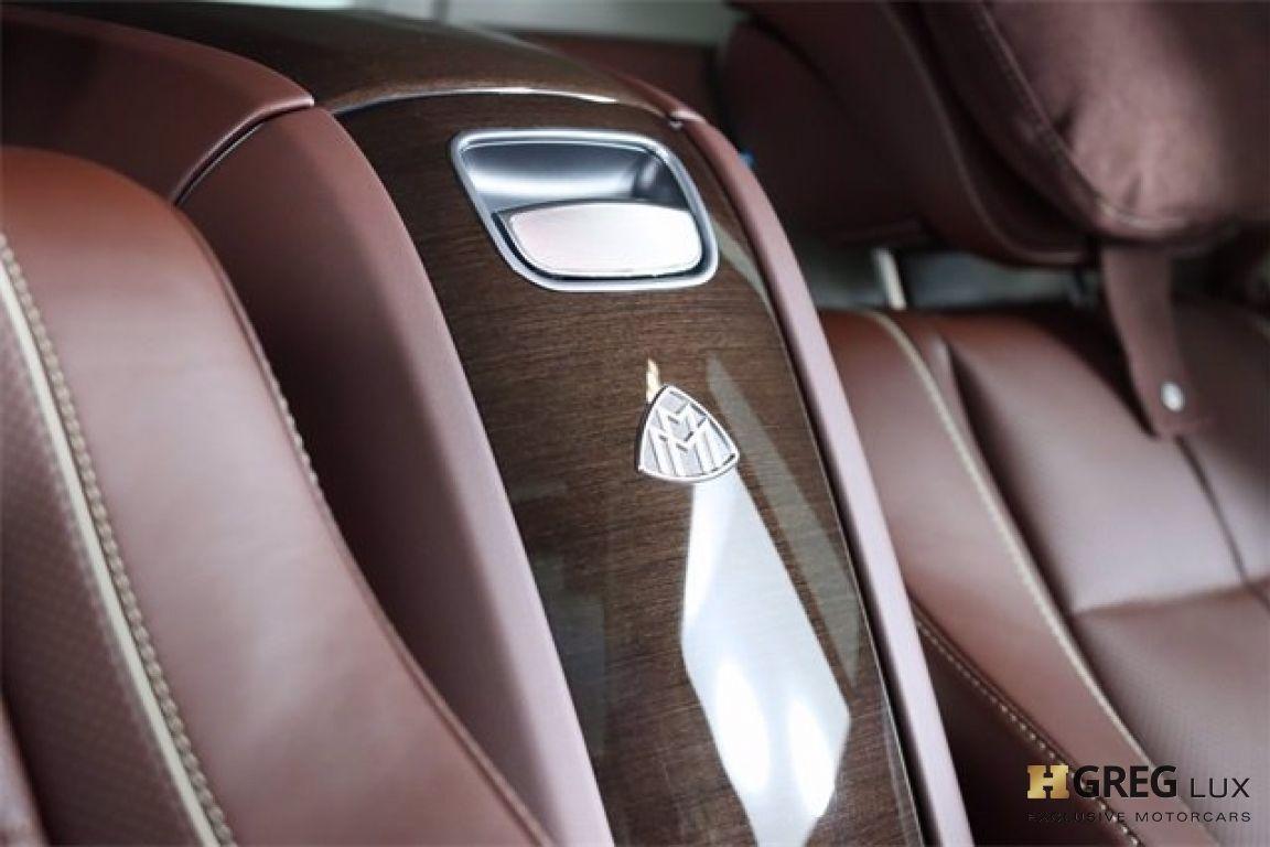 2021 Mercedes Benz GLS Maybach GLS 600 #42