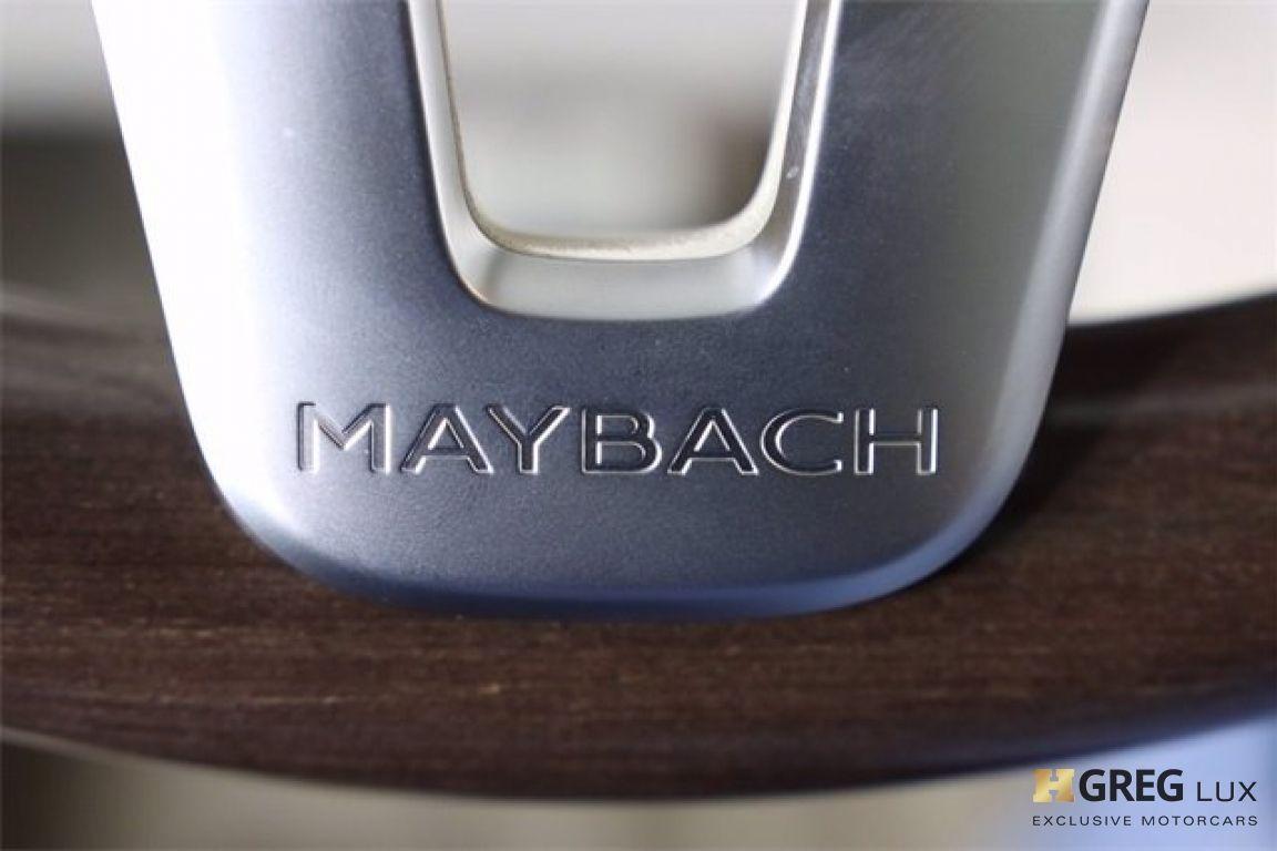 2021 Mercedes Benz GLS Maybach GLS 600 #64