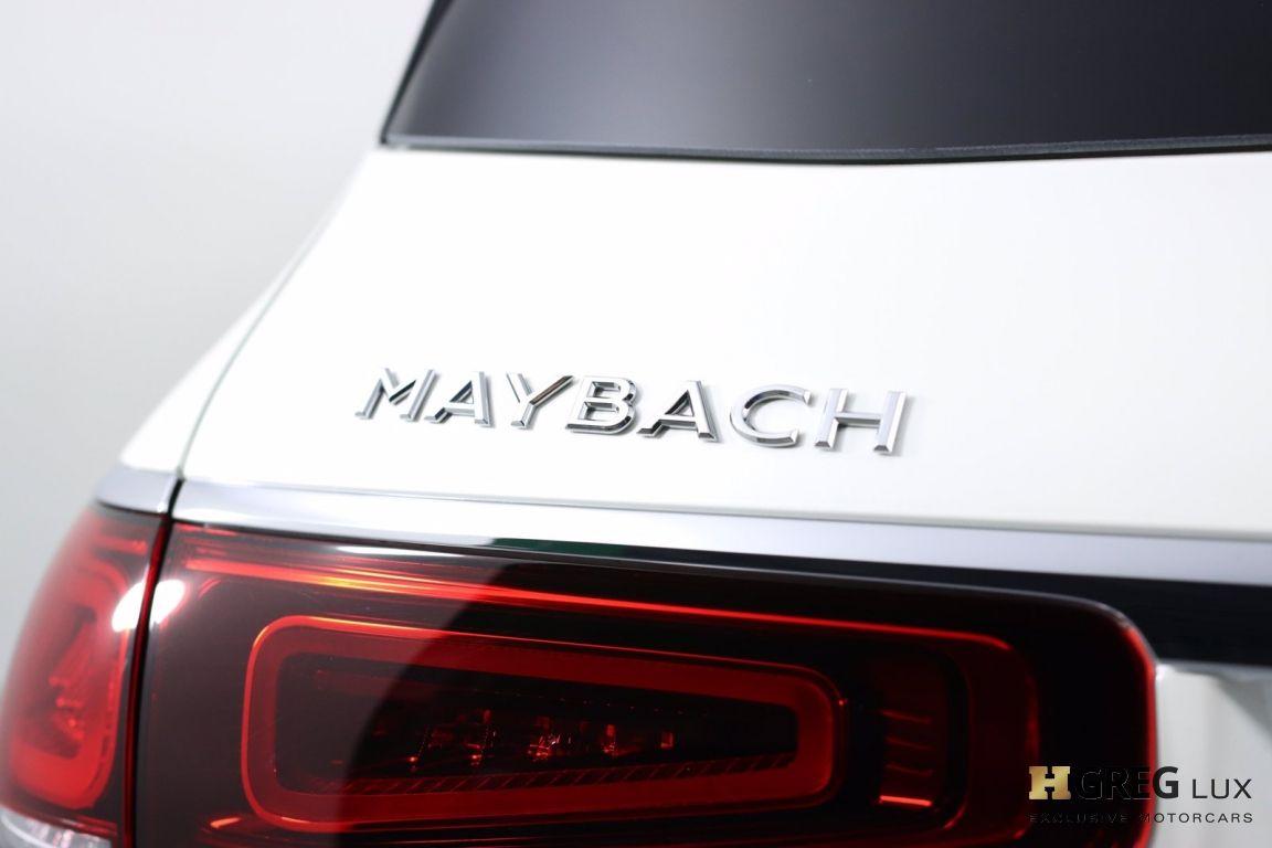 2021 Mercedes Benz GLS Maybach GLS 600 #23