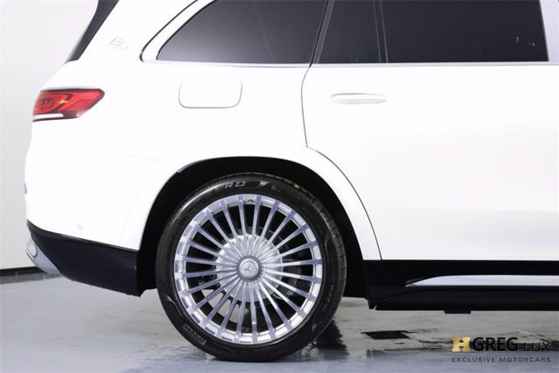 2021 Mercedes Benz GLS Maybach GLS 600 #15