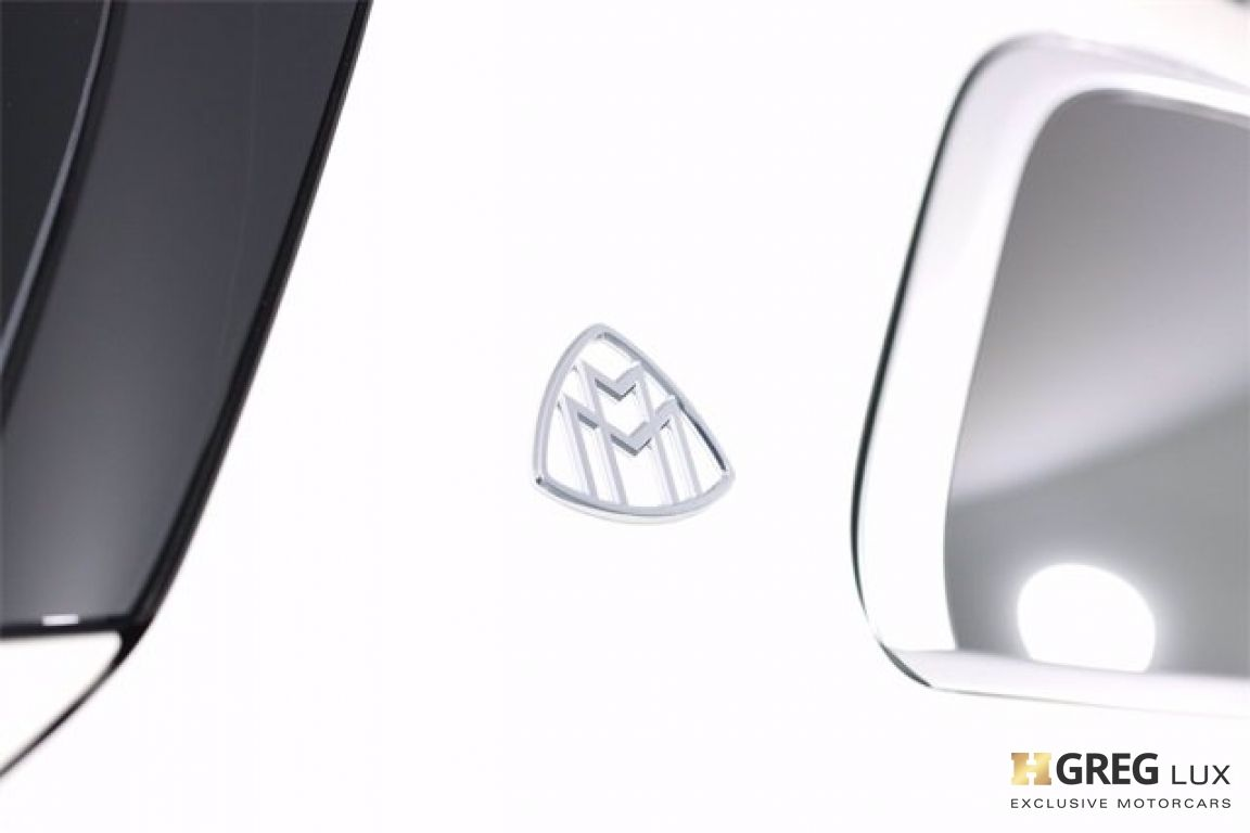 2021 Mercedes Benz GLS Maybach GLS 600 #17