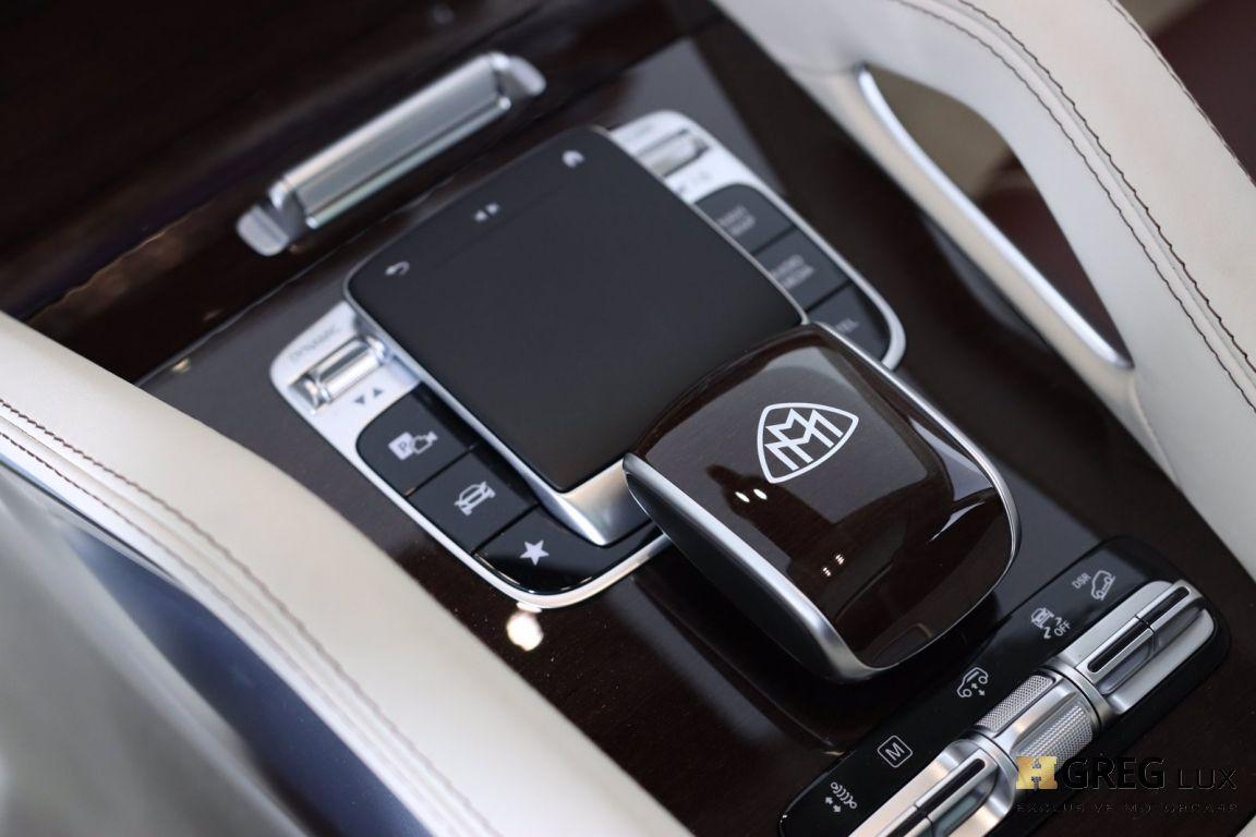 2021 Mercedes Benz GLS Maybach GLS 600 #50