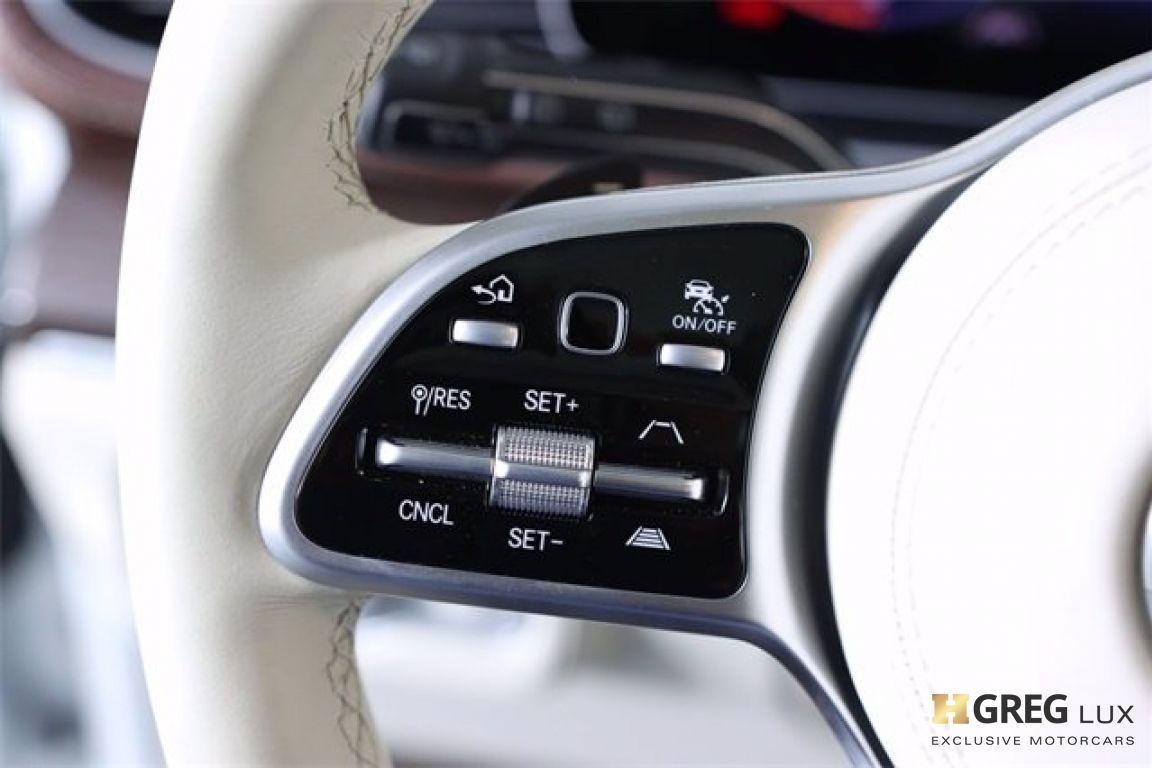 2021 Mercedes Benz GLS Maybach GLS 600 #62