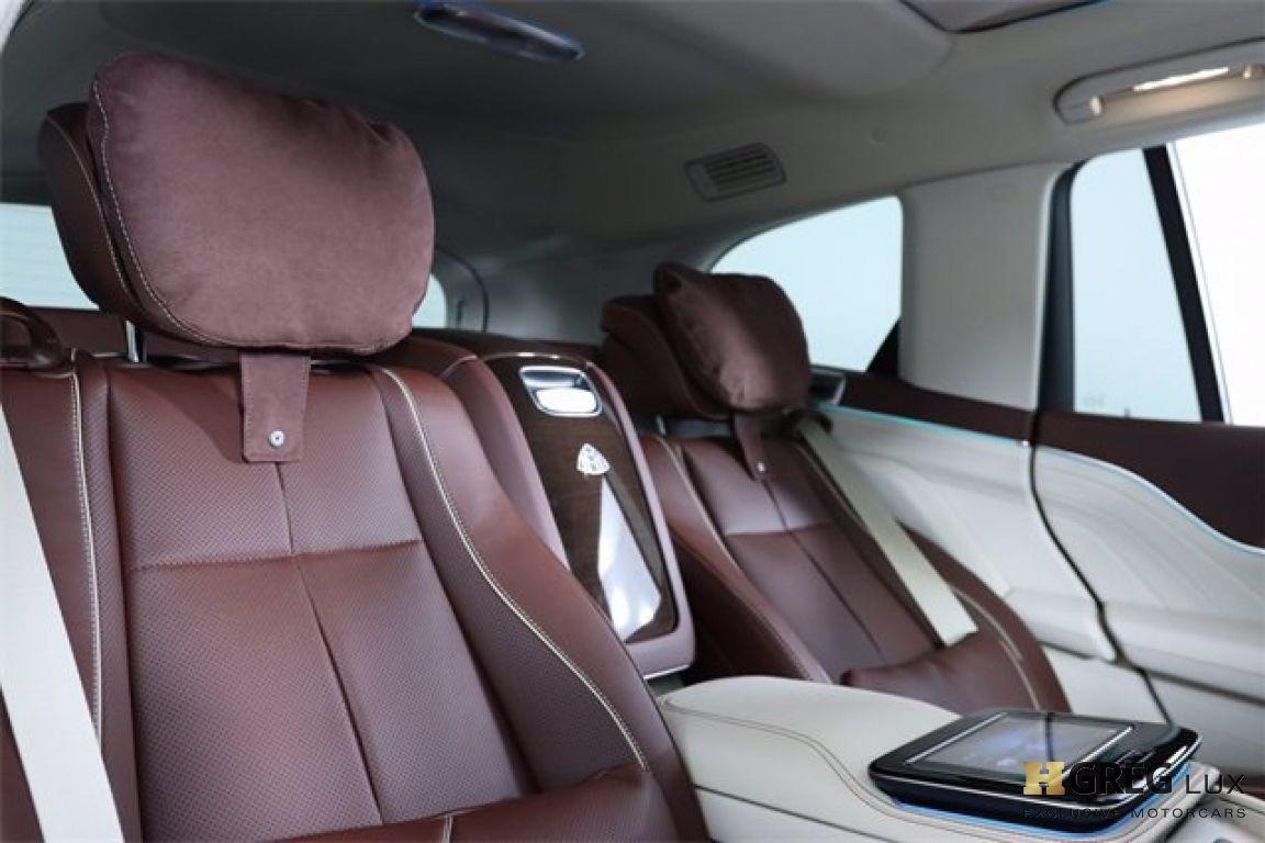 2021 Mercedes Benz GLS Maybach GLS 600 #39
