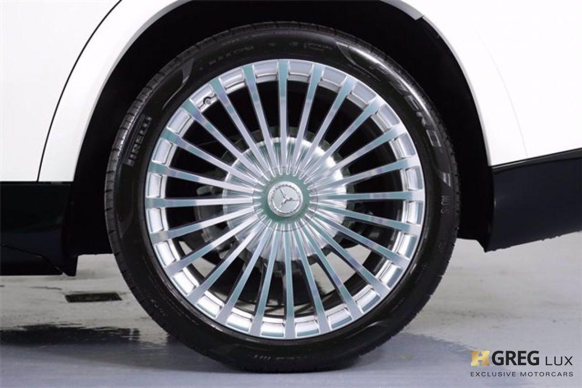 2021 Mercedes Benz GLS Maybach GLS 600 #30