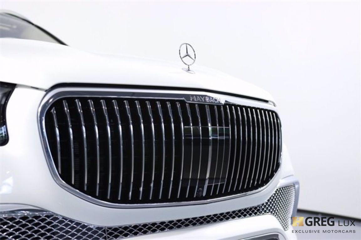 2021 Mercedes Benz GLS Maybach GLS 600 #6