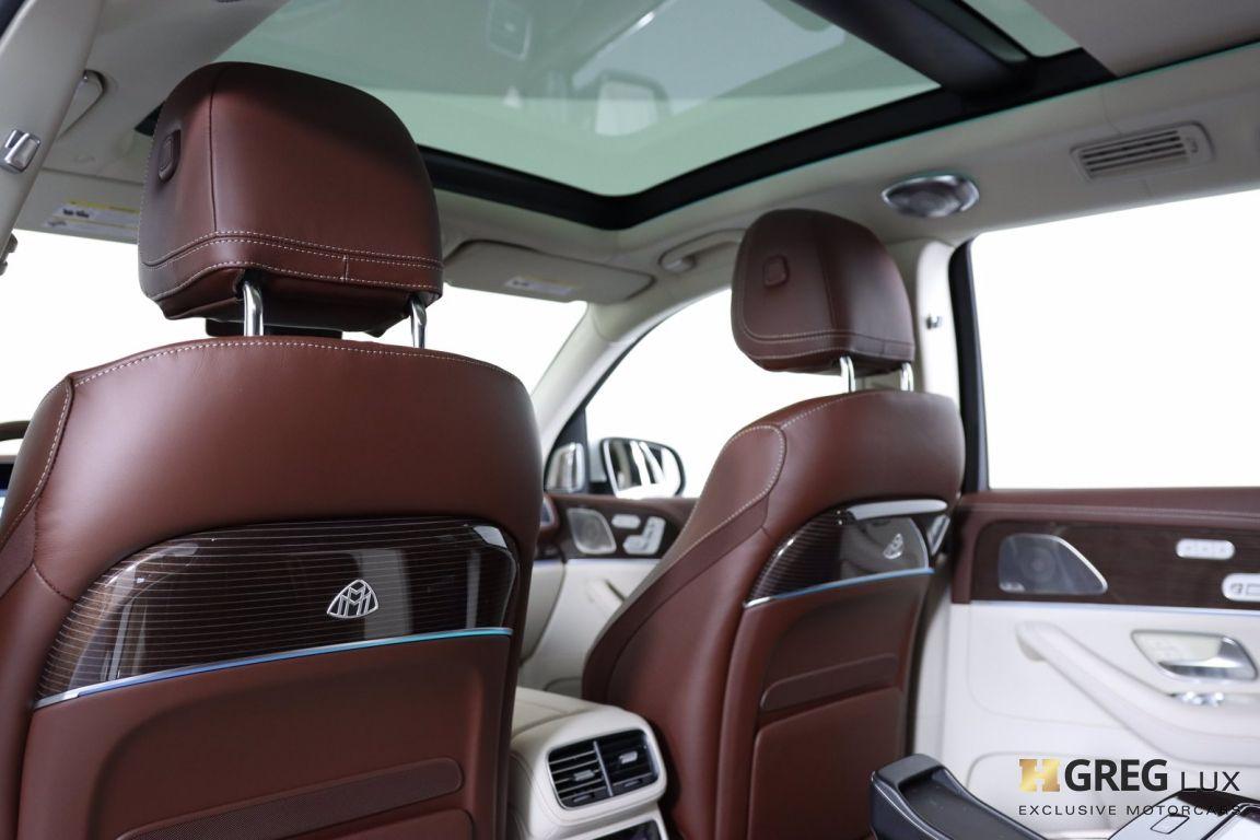 2021 Mercedes Benz GLS Maybach GLS 600 #69