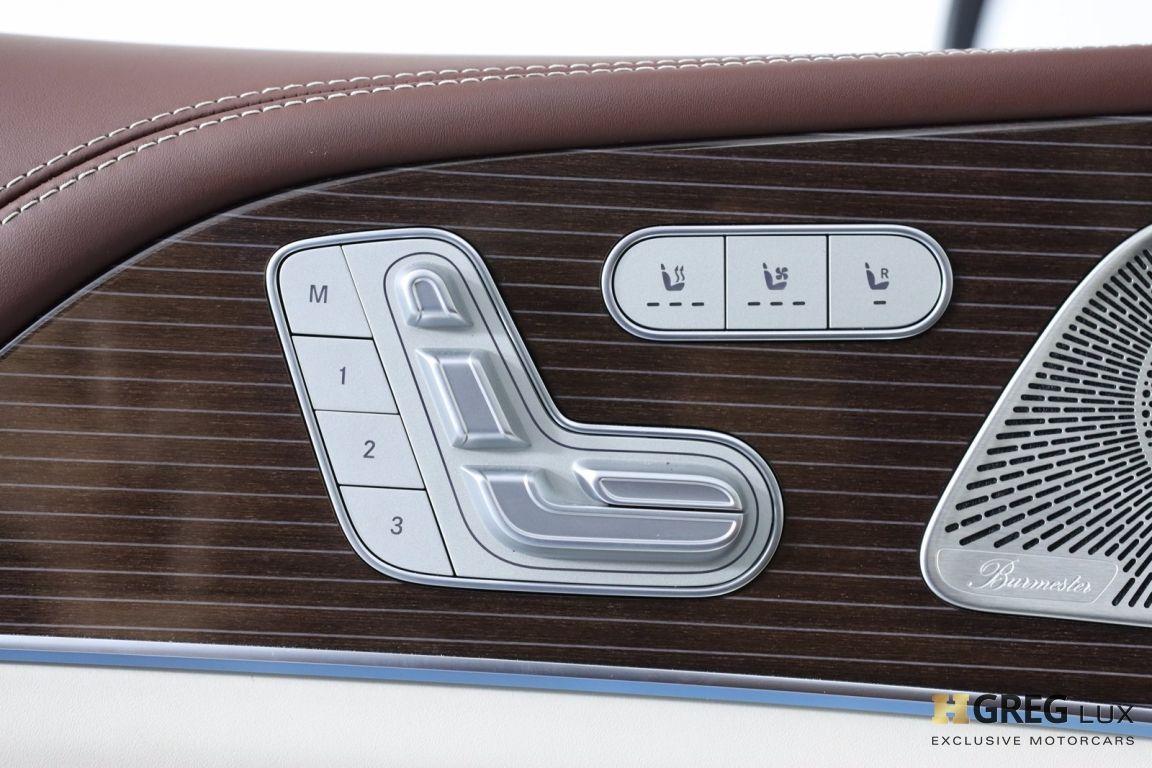 2021 Mercedes Benz GLS Maybach GLS 600 #46