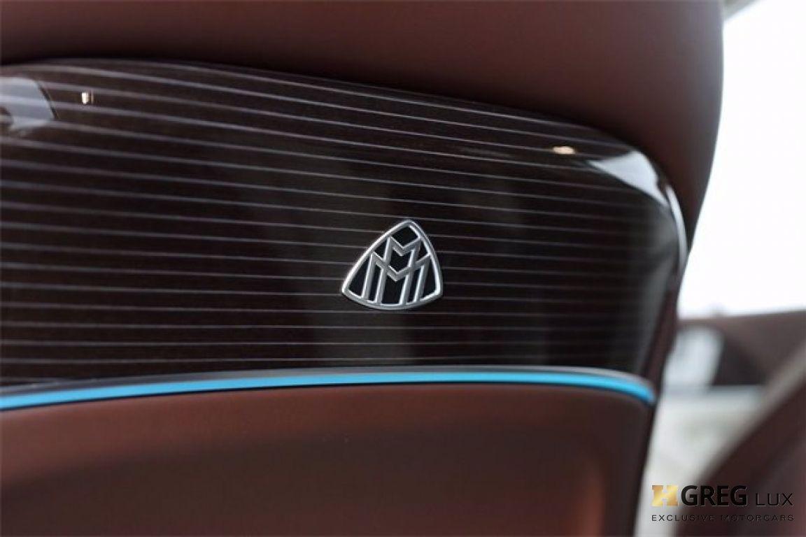 2021 Mercedes Benz GLS Maybach GLS 600 #70