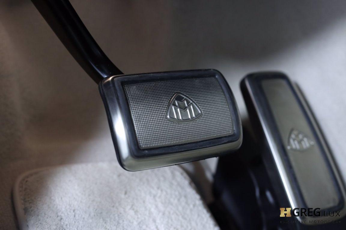 2021 Mercedes Benz GLS Maybach GLS 600 #68