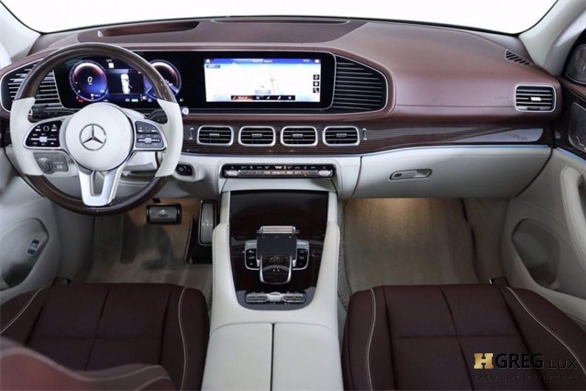 2021 Mercedes Benz GLS Maybach GLS 600 #33