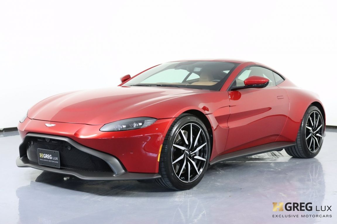 2020 Aston Martin Vantage Base #31