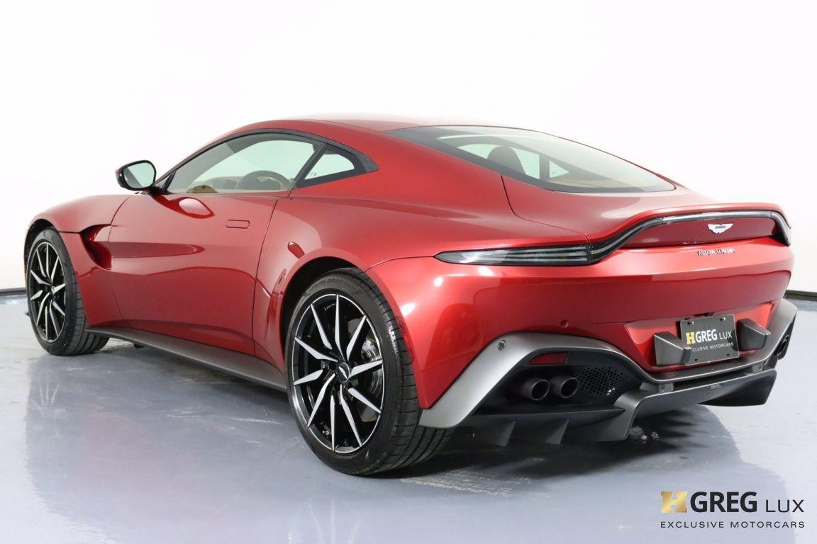 2020 Aston Martin Vantage Base #23