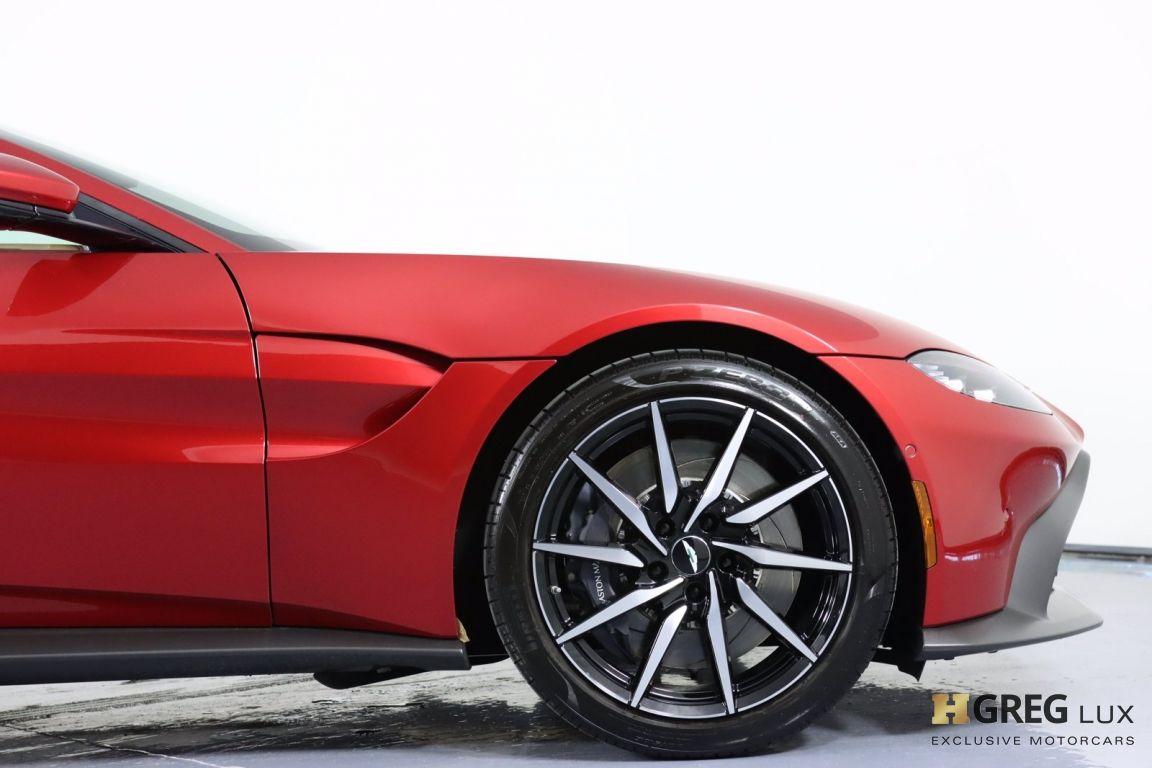 2020 Aston Martin Vantage Base #11