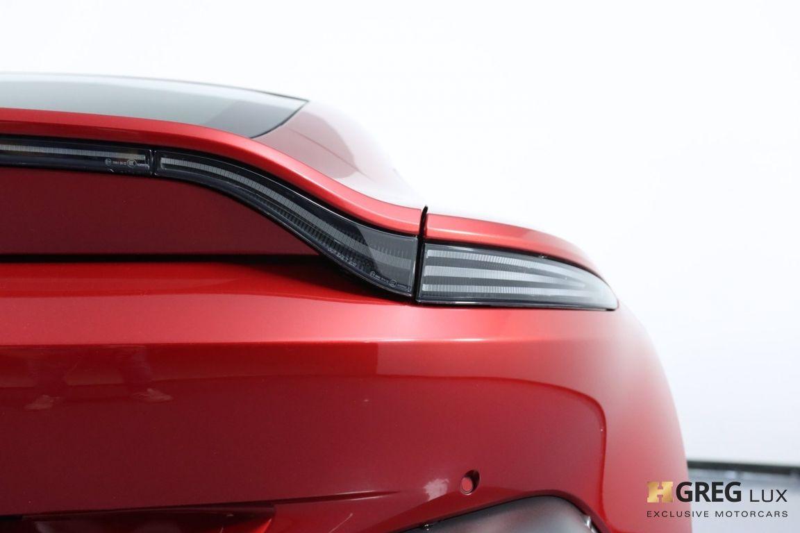 2020 Aston Martin Vantage Base #20
