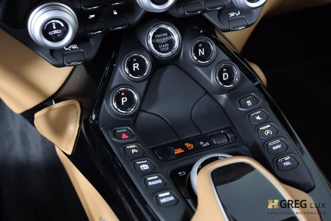 2020 Aston Martin Vantage Base #43