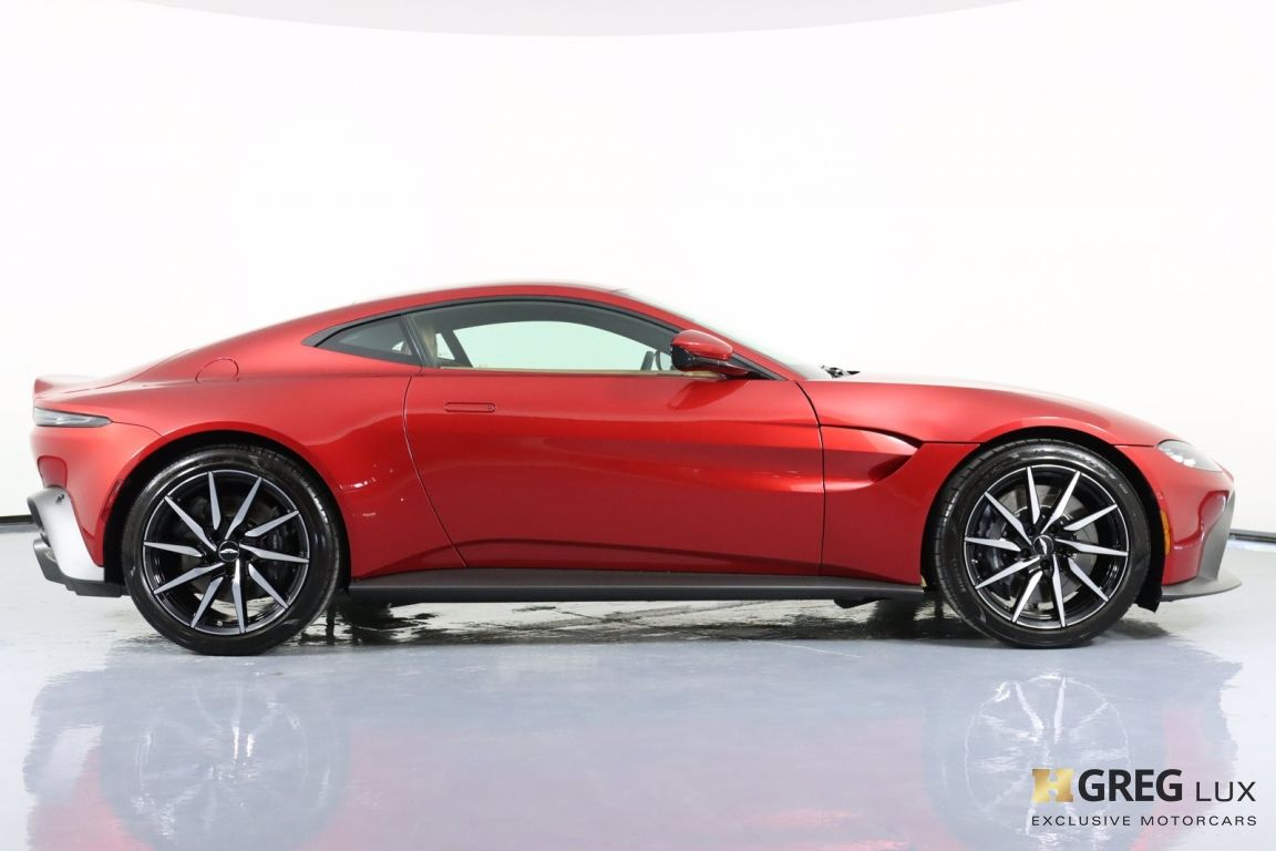 2020 Aston Martin Vantage Base #10