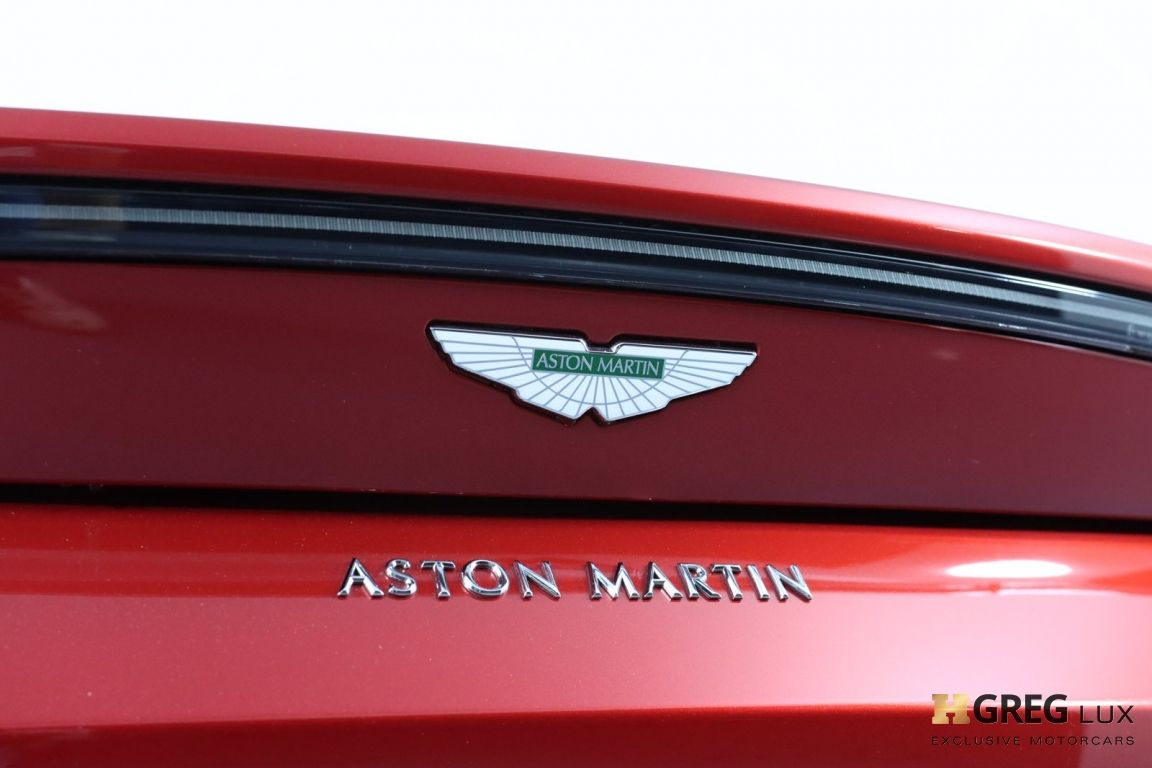 2020 Aston Martin Vantage Base #22