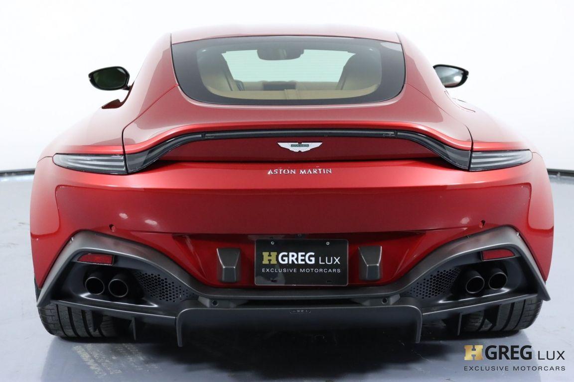 2020 Aston Martin Vantage Base #18