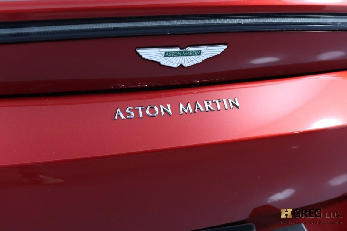 2020 Aston Martin Vantage Base #21