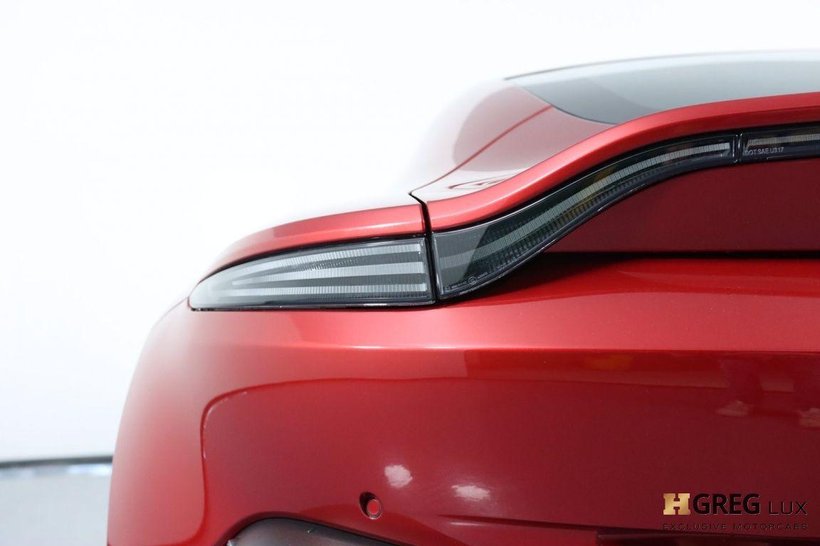 2020 Aston Martin Vantage Base #19