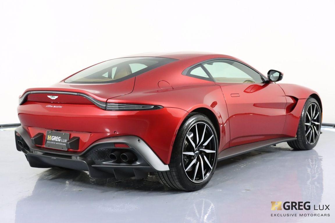 2020 Aston Martin Vantage Base #17