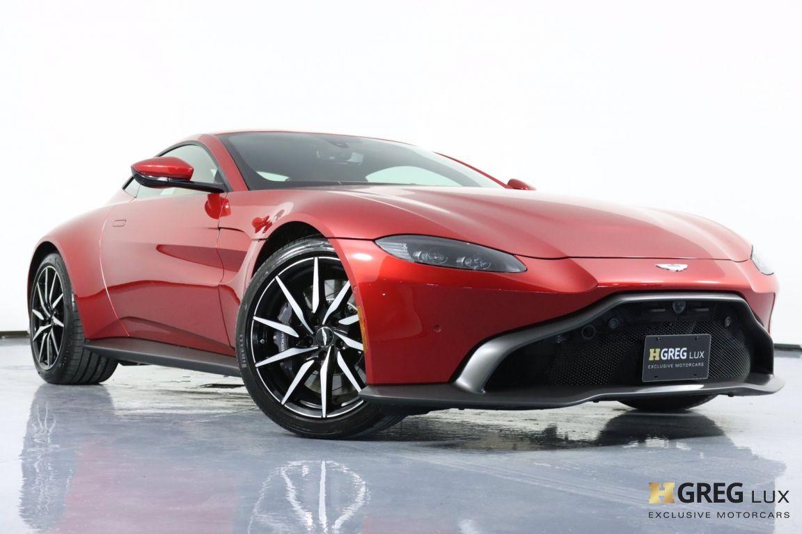 2020 Aston Martin Vantage Base #32