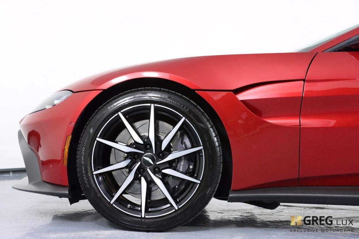 2020 Aston Martin Vantage Base #25